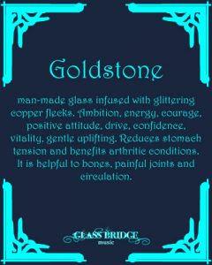 Attributes of Goldstone - Glass Bridge Music